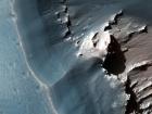Лабіринт ночі на Марсі показало НАСА
