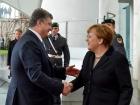 Меркель і Порошенко домовилися про зустріч у «нормандському форматі» на рівні міністрів