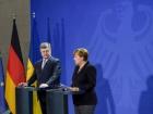 Меркель: Україна дуже віддана виконанню Мінських домовленостей, на відміну від Росії