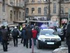 Поліція порушила справу за фактом обрушення будинку на Богдана Хмельницького