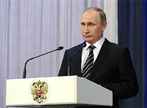 Путін: російські війська у Сирії борються проти розширення експансії бойовиків на Росію та СНД - фото