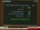 Рада дозволила президенту оперативно оголошувати призов