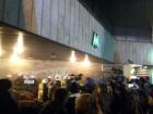 Станцію метро «Льва Толстого» зачиняли з-за пожежі