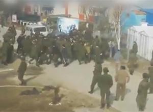 В Чечні сталася масова бійка військовослужбовців - фото