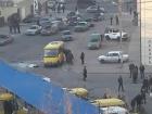 В Макіївці чоловік кинув гранату в маршрутку [фото]