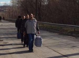 З полону звільнено трьох українців - фото