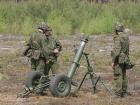 """Першу партію мінометів """"Молот"""" відвантажено українським військовим"""