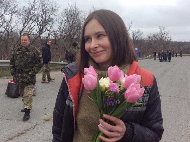 Порошенко помилував росіянина для звільнення журналістки Варфоломеєвої - фото