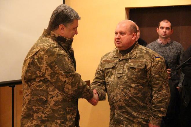 Президент призначив нового командувача Сухопутних військ - фото