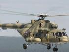 Російський вертоліт вторгся в повітряний простір України