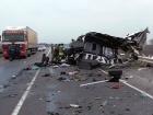 В жахливому ДТП на Полтавщині загинуло 8 людей