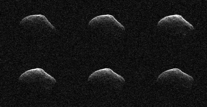 Відео комети, що пролетіла повз Землю, показала НАСА - фото