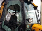 Бойовики знову обстріляли робітників на газопроводі в Мар'їнці