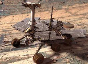 На Марсі застряг довгоживучий Opportunity - фото
