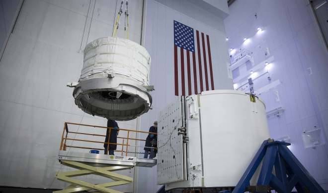 На МКС доставлять надувний житловий модуль для випробування його для далеких експедицій - фото