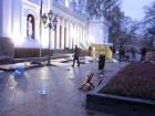 Поліція затримала 5 осіб, які скоїли напад на противників мера Одеси
