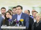 Саакашвілі: Хочуть «всучити» уряд, який від самого початку буде корумпованим, служитиме олігархам