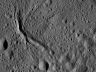 """""""Шумерський"""" кратер на Церері"""