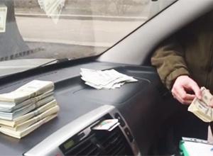 У вимаганні 190 тис доларів викрито керівника Держгеокадастру у Черкаській області - фото