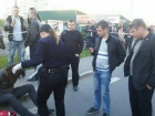 В Києві поліція з бійкою затримала 50-річного олімпійського чемпіона по боротьбі (відео)