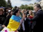 Для відновлення Донбасу створюється спецфонд, - Порошенко
