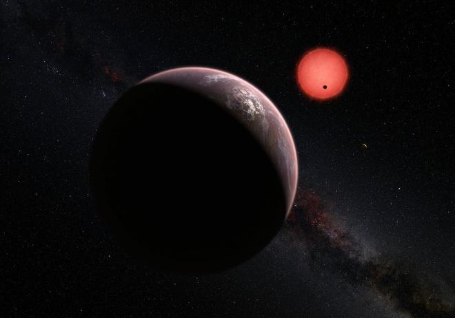 «Недалеко» від Землі виявлено планети, на яких може існувати життя - фото