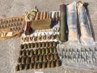 Під Одесою знайшли схованку з великою кількістю гранат