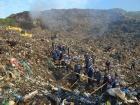 Під завалами на сміттєзвалищі під Львовом може бути ще одна людина