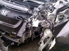 У ДТП потрапила «Хонда», на якій їздить нардеп Антон Геращенко
