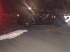 В Одесі розстріляли автомобіль з правозахисником