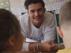 В ЮНІСЕФ розповіли про візит Орланда Блума на Донбас