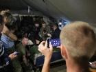 Надія Савченко побувала в районі проведення АТО