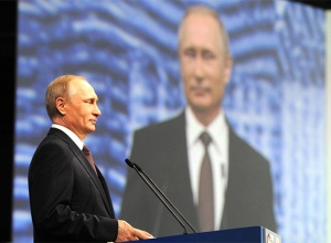 Путін погодився з Порошенком щодо озброєння місії ОБСЄ - фото