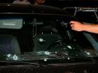В центрі Запоріжжя з АК обстріляли автомобіль