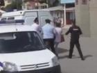 В Криму поліцейські «запакували» людей, які протестували перекриттю доступу до моря