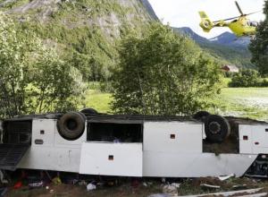 ДТП в Норвегії: в автобусі перебував 41 громадянин України - фото