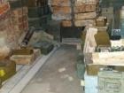 ГПУ: за місцем дислокації полку «Дніпро-1» виявлена рекордна кількість зброї з АТО