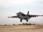 На Хмельниччині загорівся Су-25