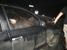 Нардеп Барна на машині врізався в бетонні блоки