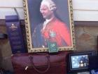 У посадовця Харківської міськради знайшли портрет в стилі Пшонки