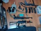 У високопосадовця часів Януковича знайшли схованку зі зброєю
