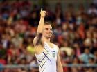 Гімнаст Верняєв завоював срібло в Ріо