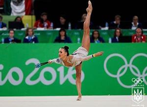 Гімнастка Різатдінова завоювала бронзу в Ріо - фото