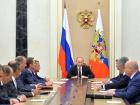 Путін обговорив захист Криму на Радбезі