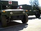 США передало першу партію карет швидкої допомоги для українських воїнів в АТО (фото)