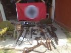 В Скадовську у росіянина знайшли арсенал зброї