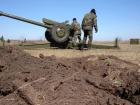 За минулу добу - 85 обстрілів сил АТО із застосуванням важкої артилерії, бій з ДРГ