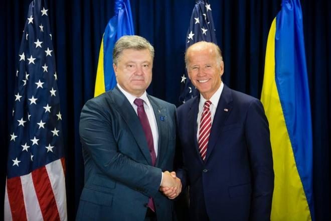 США надає Україні 1 млрд доларів кредитних гарантій - фото