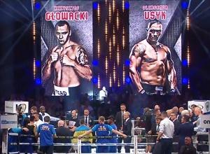 Усик переміг Гловацького і став чемпіоном світу WBO - фото