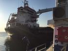 В територіальних водах Україн стався бунт на турецькому судні